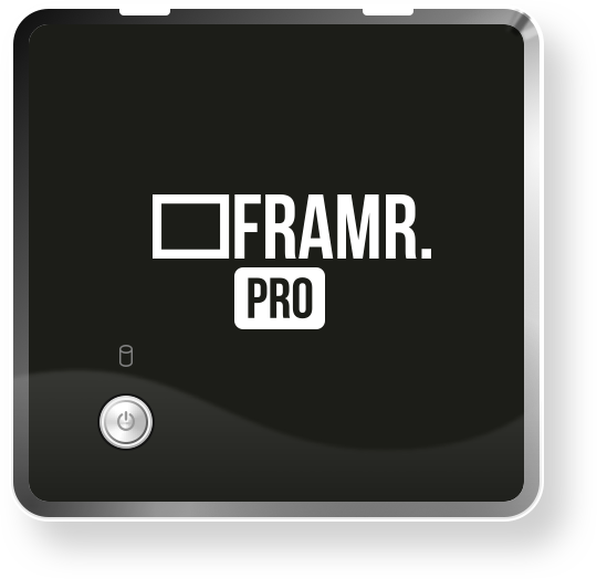 FRAMR.PLayer PRO